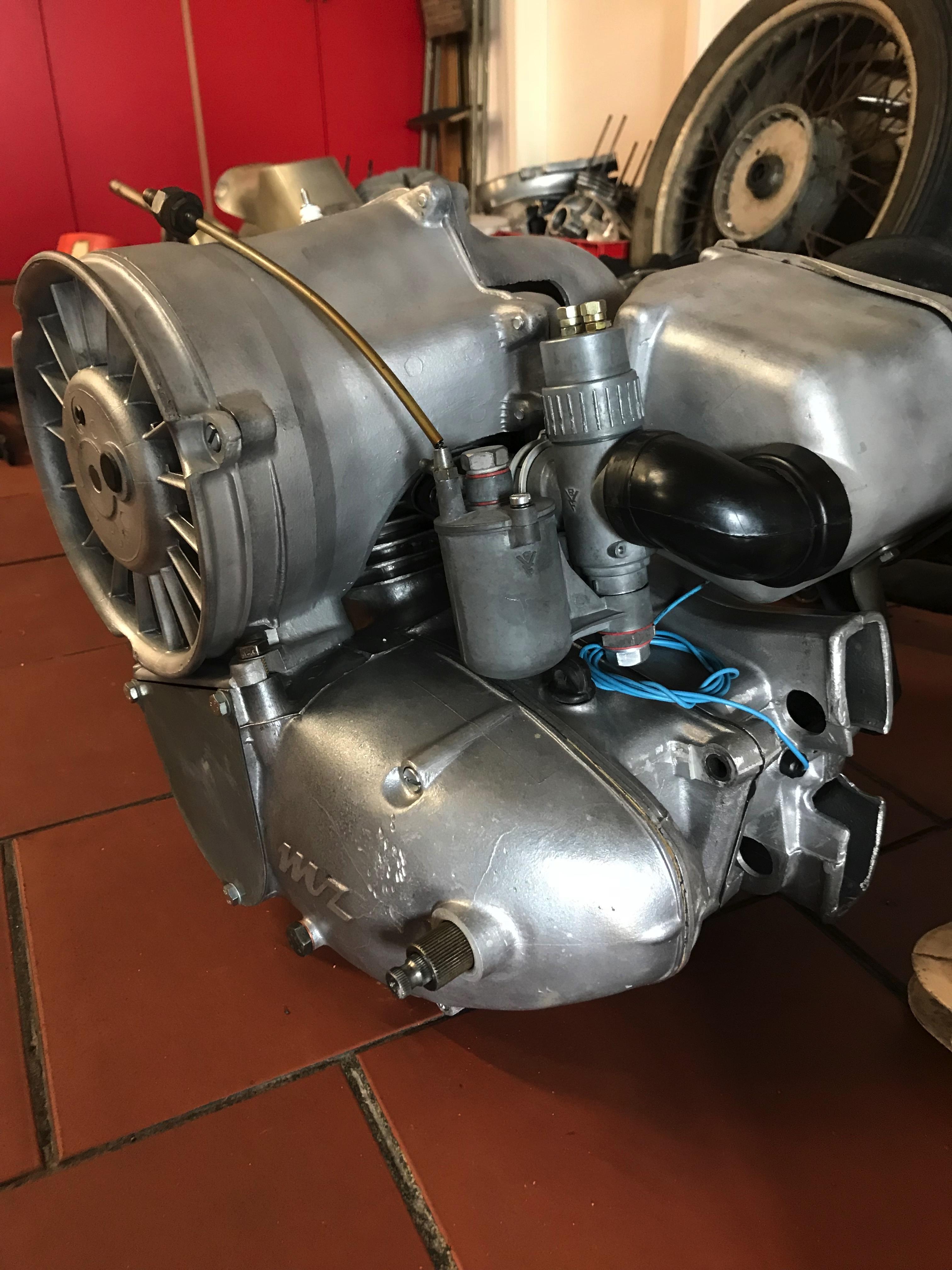IWL Troll Motor Komplett regeneriert